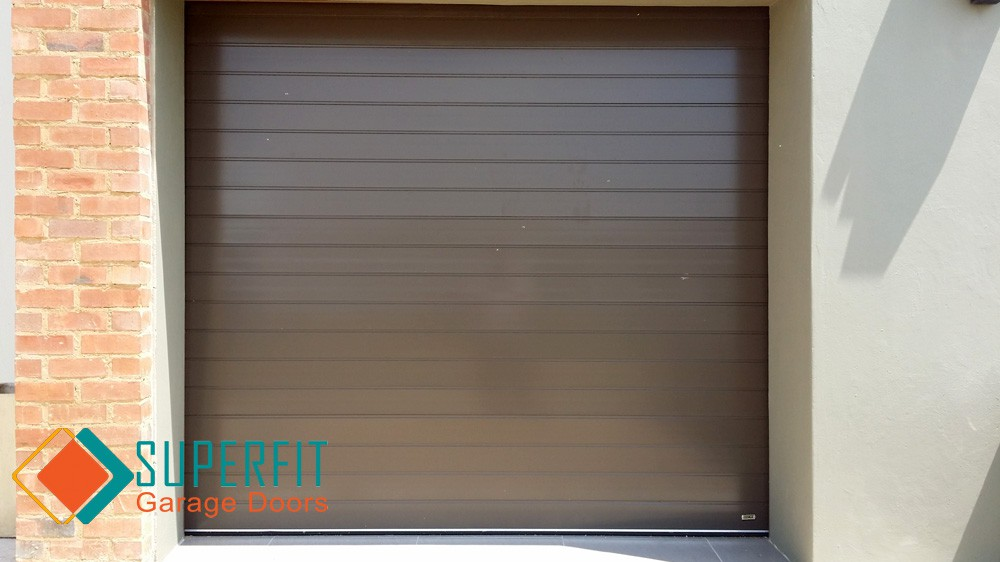 Aluminium Garage Door Single And Double