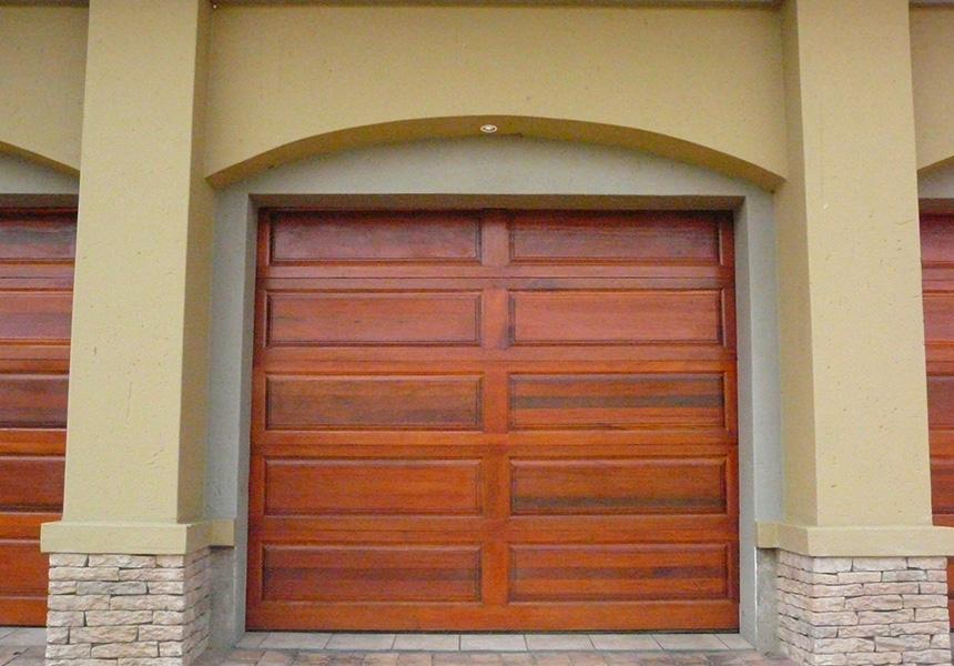 Wooden garage doors pretoria wide range wood doors How wide is a single garage door